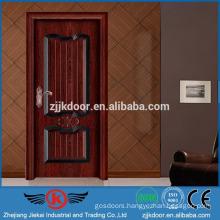 JK-SW9655D classic gracious turkey steel wooden doors