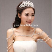 bridal jewelry bra strap