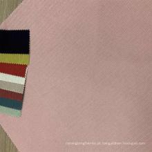 Novo tecido elástico de poliéster para tricô Lurex