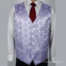 New Product Wholesale Formal Men's Waistcoat Silk