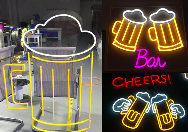 Led Neon Letters 184
