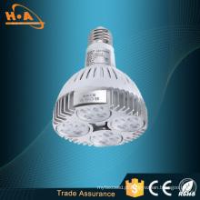 2016 Venda Quente 500-600lm Substituir Luz GU10 LED Spotlight