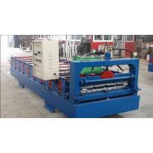 Machine de formage de laminage de tôle d'acier galvanisé