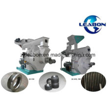 Professional Ring Die Wood Granulator with Ce