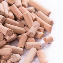 Промышленный продукт Обессеривания биогаза катализатора оксида железа Десульфуризатор удалить h2s для завода по производству удобрений