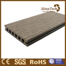 Foshan WPC экструдированный древесины пластиковых композитных доску, ВКН настилов.
