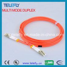 LC-LC многомодовый волоконно-оптический кабель