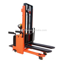 CE and ISO Certificate Double Pallet Electric Stacker with after sales services