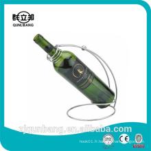 Support de vin à la conception récente et porte-vin de ménage