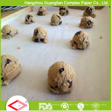 Food Oven Safe Bakeries Supply Baking Paper Sheets