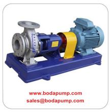 API610 Pompe chimique de Process pétrochimique