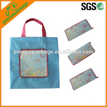 wholesale cheap Foldable Non Woven with custom printing logo Tote Bag