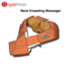 High Quality FDA Certification Best Electric Shawl Handheld Neck and Shoulder Vibrating Massager For Health Care