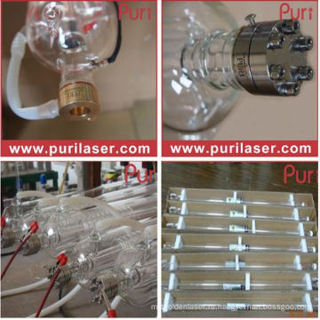 150W Puri CO2 лазерная трубка Пзготовителей