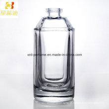 Fábrica de design de moda preço personalizado garrafa de perfume de vidro (xrd007)