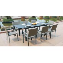 9 PCS Garden Outdoor Patio Wicker Rattan Furniture