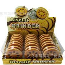 Hot Sales Creative Personality Biscuit Broken Smoke Grinder