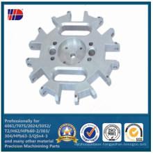 OEM Aluminum Machining CNC Machinery Parts Precision Machine Works