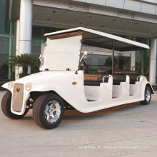 CE-Zertifikat 8 Sitzer klassische elektrische Sightseeing Auto (DN - 8d)