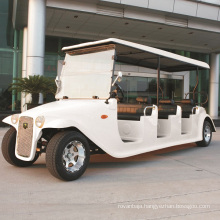 CE Certificate 8 Seaters Classic Electric Sightseeing Car (DN-8D)