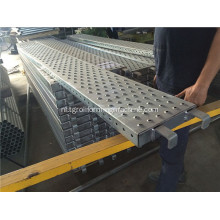 Stalen Steiger Walk Board Machine