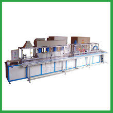 Automatic armature slot treatment powder coating machine