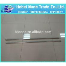 postes de la tienda de acero / juntas de poste de la tienda / poste de la tienda de la fibra de carbono