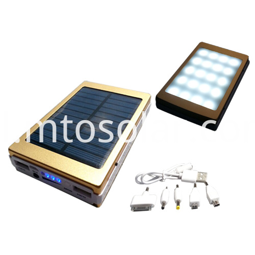 solar portable power bank