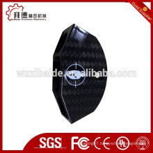 OEM and ODM cnc machining custom made carbon fiber aircraft parts. CNC machining carbon fiber parts factory