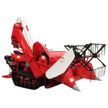 Paddy Rice Harvester Machine in Bangladesch
