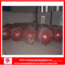 Mooring Buoy (Spherical Buoys with Pipes)