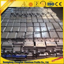Perfil de Alumínio Industrial com Processamento CNC