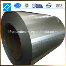 Large rolls of industrial aluminum foil roll