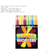 No Fireworks Firecracker papier mariage Air Confetti Cannon à vendre
