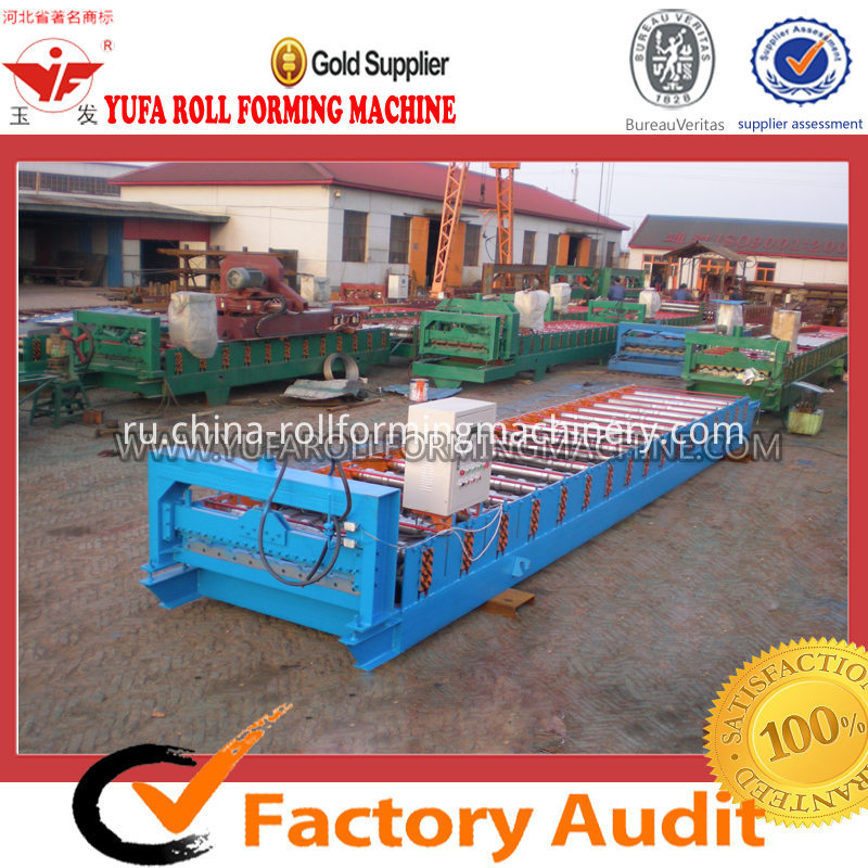 C18 MIDDLE PANEL TYPE ROLL FORMING MACHINE