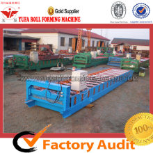 Kualitas tinggi atap Shingle Roll Forming Machine