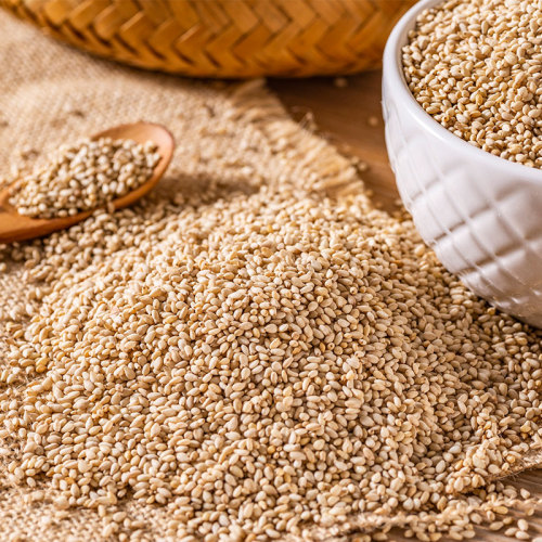 High Quality Hot selling natural white sesame seed