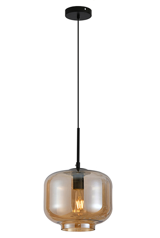 Glass Shade Pendant Lighting