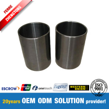 CNC Machining Tungsten Carbide Shaft Sleeve Bushing