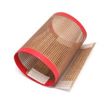 Hitzebeständiger Antihaft-PTFE-Glasfasernetzgürtel