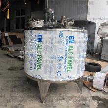 50-2000L промышленное малое оборудование для обработки молока из нержавеющей стали, охлаждающий резервуар для хранения / оборудование для охлаждения молока