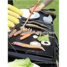 2016 Alibaba Hot Selling Non-stick Teflon BBQ Cooking Grill Mat
