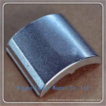 High Speed Motor Use NdFeB Magnet Tile