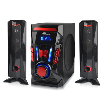 Cube bluetooth platic enceintes basse bass