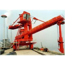 Mini cargador de buques móviles con SGS