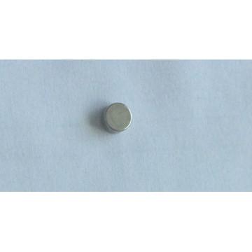 Imán de disco pequeño tamaño NdFeB
