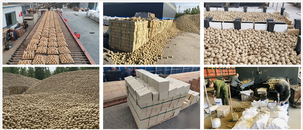 Alumina Brick Insulation Refractory Brick for Furnace Lining