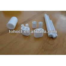 Ceramic infrared heater tube