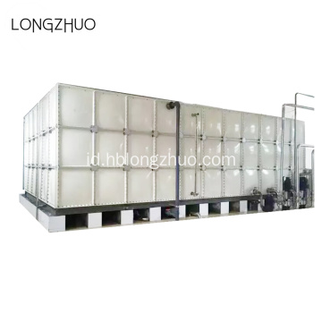 Sectional GRP Water Storage Tank Water Container