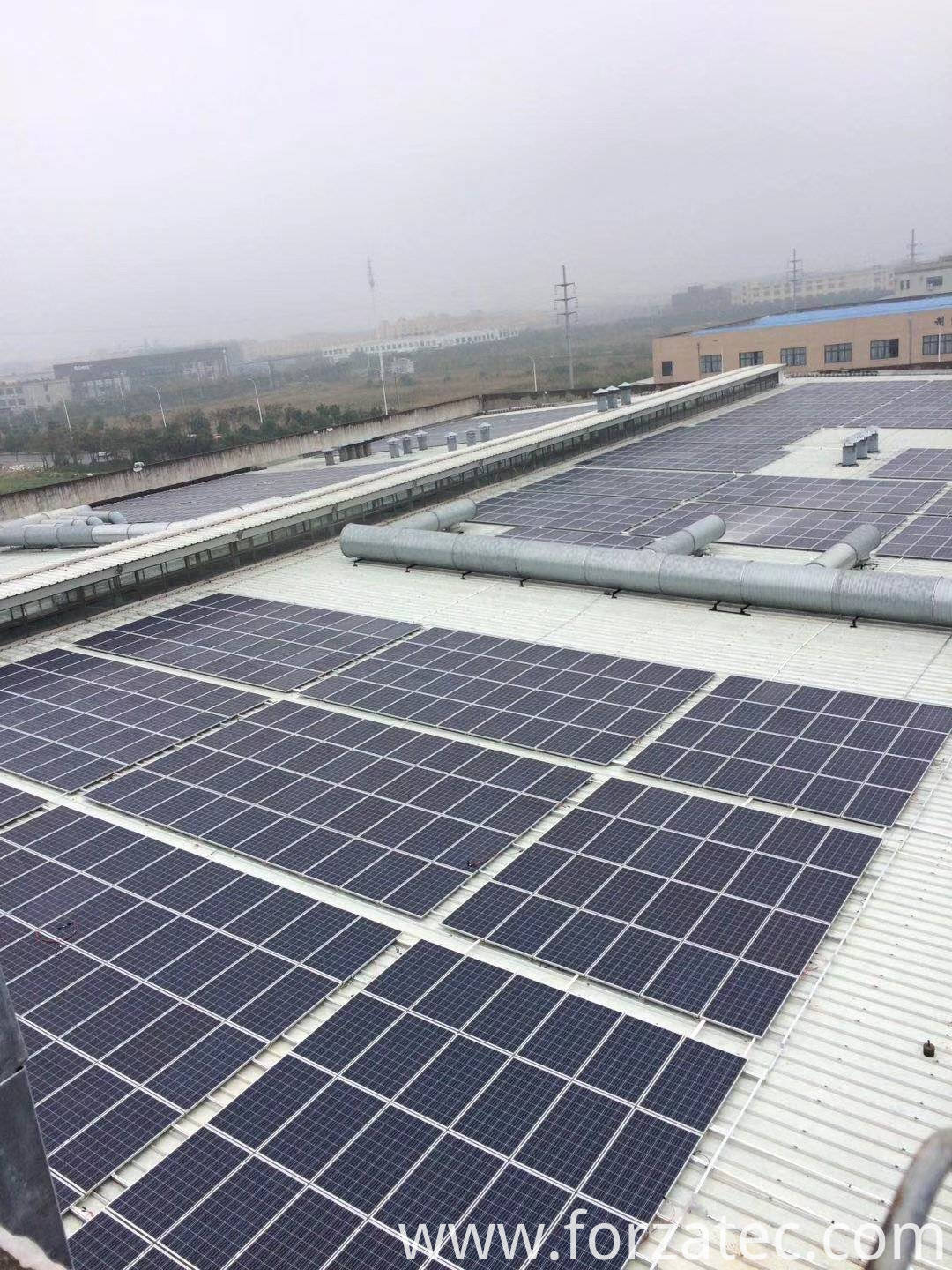 150KW PV Power Plant